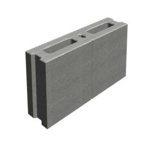 Блок бетонний перегородочний