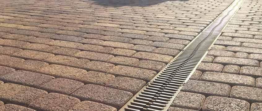 підстава для тротуарної плитки на вологому грунті