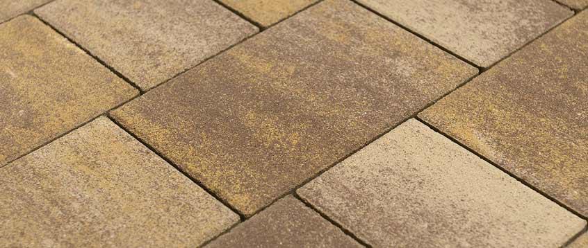 Вибір товщини тротуарної плитки